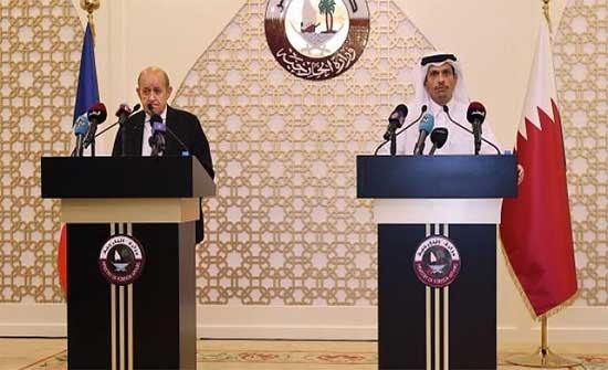 """وزير الخارجية القطري: شجعنا """"طالبان"""" على ضرورة الانخراط مع المجتمع الدولي"""
