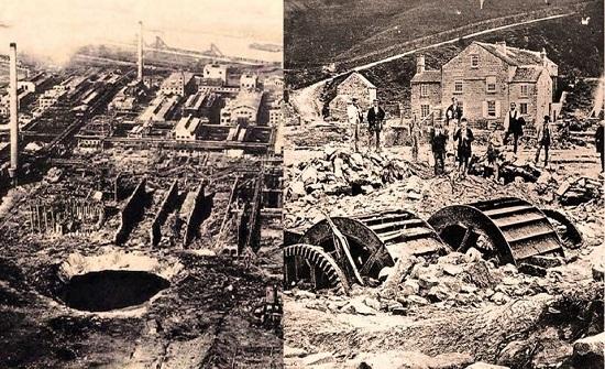 شاهد ما حدث بانفجار 4500 طن من نيترات الأمونيوم بألمانيا