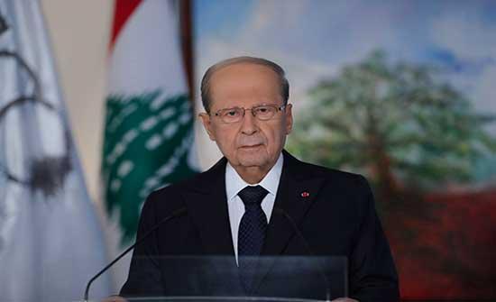 الرئاسة اللبنانية: فوجئنا بكلام وأسلوب رئيس الحكومة المكلف الحريري شكلا ومضمونا