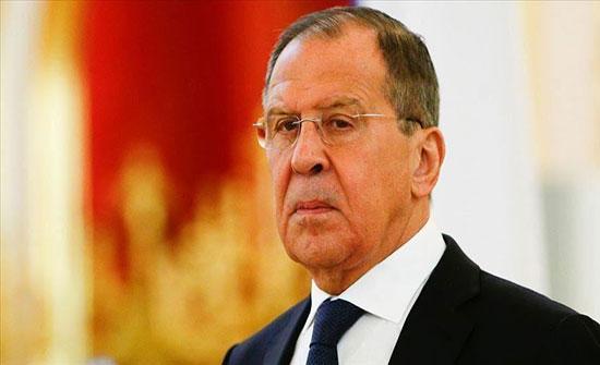 لافروف: واشنطن رفضت حلاً للأزمة الدبلوماسية