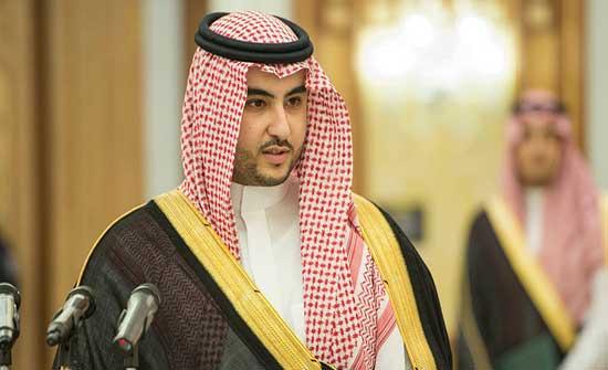 واشنطن.. خالد بن سلمان يبحث الوضع باليمن مع المبعوث الأميركي