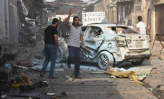إحباط هجوم انتحاري على مديرية الأمن في كركوك