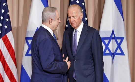"""بايدن يطلب من نتنياهو """"نهاية عاجلة"""" للصراع مع الفلسطينيين"""