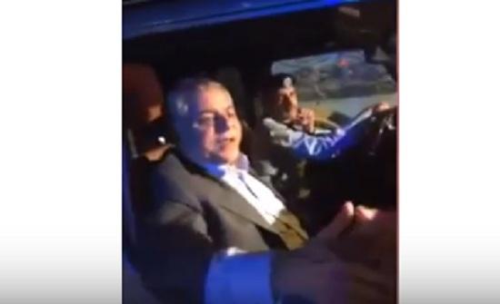 """بالفيديو  ...  عون الخصاونة عن رئاسة الوزراء  : """" ما بدي استلم """""""