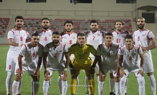 مدرب الأولمبي السوري: نستحق الفوز على الأردن