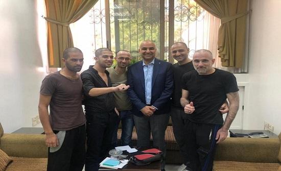 بالاسماء : الافراج عن 5 اردنيين في سوريا
