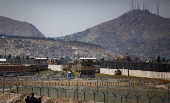 أنباء عن إطلاق نار في محيط مطار كابل