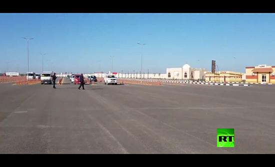 بالفيديو : مصر.. بدء التشغيل التجريبي لأنفاق بورسعيد