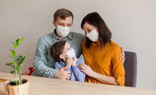 هل يمكن تجنب العدوى بكورونا إذا أصيبت العائلة؟