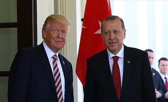 أردوغان وترامب يبحثان قضايا إقليمية على رأسها ليبيا
