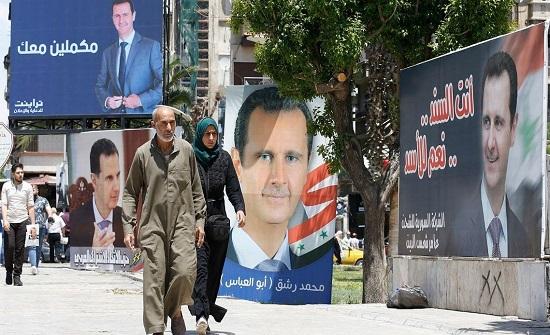 سوريا.. إغلاق صناديق الاقتراع بالانتخابات الرئاسية