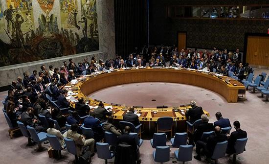 مطار أربيل.. جلسة طارئة لمجلس الأمن الدولي لبحث الهجوم الصاروخي