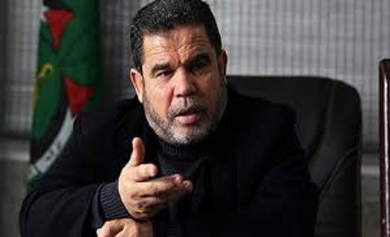 """""""قيادي بحماس"""" يؤكد تمسك حركته بالمصالحة الفلسطينية"""