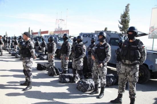 القوات المسلحة تعزز تواجدها في كافة مناطق المملكة