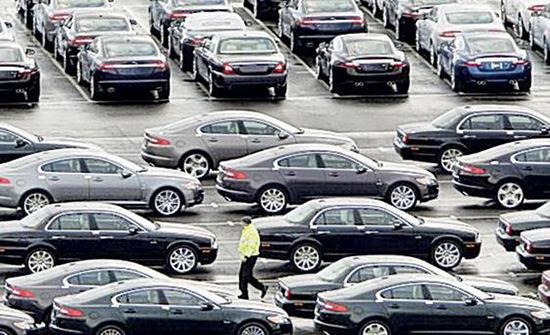 ارتفاع مبيعات السيارات الجديدة في بريطانيا 3ر1  بالمائة
