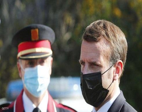 ماكرون يعلن مضاعفة قوات الأمن على الحدود الفرنسية