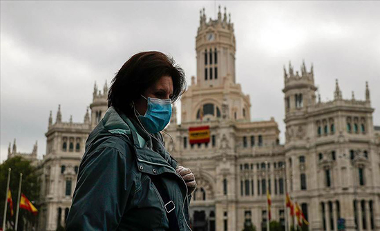 عدد الإصابات بكورونا في أوروبا يتخطى 30 مليون إصابة