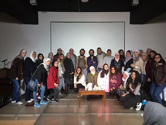 قسم اللغات الحديثة بجامعة البترا يشارك باحتفالات أسبوع الفرنكوفونية
