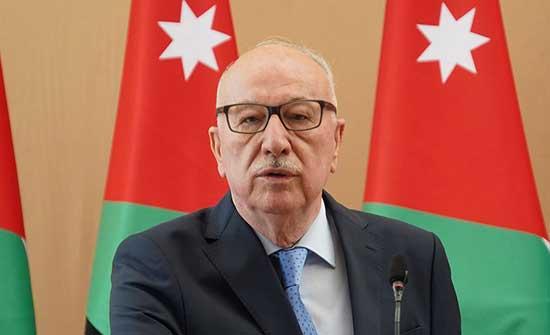 وزير الاشغال يتفقد مشاريع في العقبة