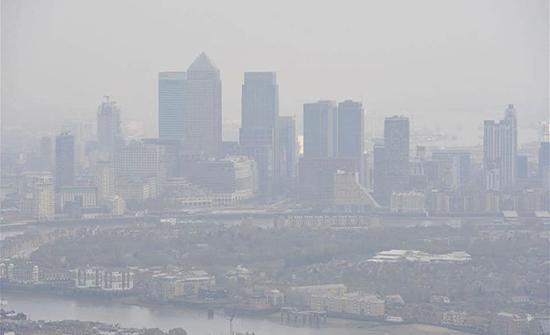 استنشاق الهواء في مدينة ملوثة كتدخين علبة سجائر يومياً!
