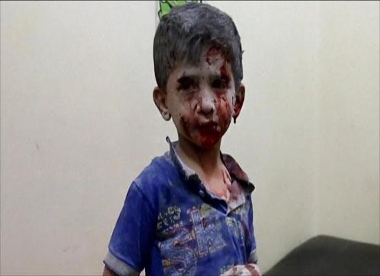 محرقة حلب تتواصل والضحايا في ارتفاع