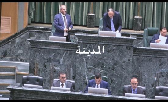 صور : لقطات من جلسة النواب ليوم الاحد