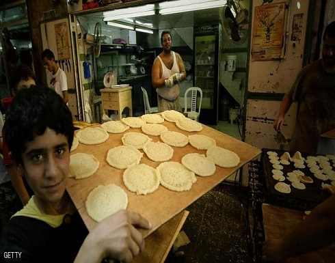 """""""أزمة خبز"""" تلوح في أفق لبنان بفعل الضائقة المالية"""