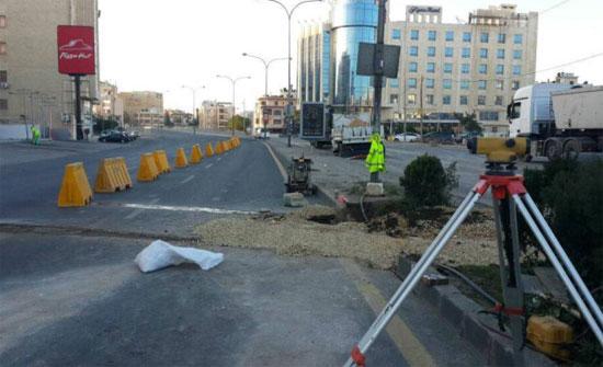 الأمانة تعيد إنشاء جسور مشاة وتركيب عبارات إنبوبية في شارع المدينة المنورة