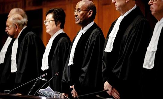 """محكمة العدل الدولية تأمر بورما باتخاذ """"كافة التدابير"""" لمنع """"إبادة"""" بحق الروهينغا"""
