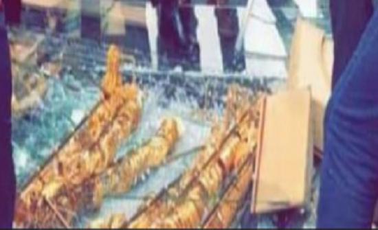 انهيار واجهة محل لبيع المصوغات الذهبية في محافظة اربد 5e3ef2566598c_220208173854728822233