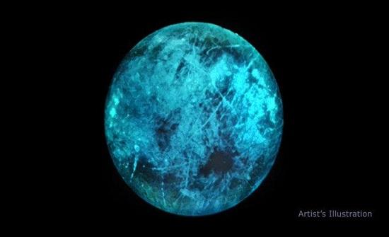 ناسا تحل اللغز وراء تغير لون قمر كوكب المشتري
