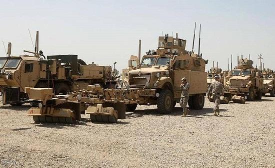 العراق.. إجراءات أمنية مشددة بقاعدة جوية تضم أميركيين