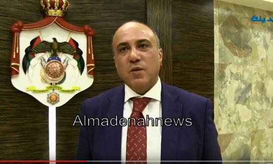 القيسي: خطاب الملك جدد التزام الأردن تجاه ثوابته الوطنية وقضاياه المركزية