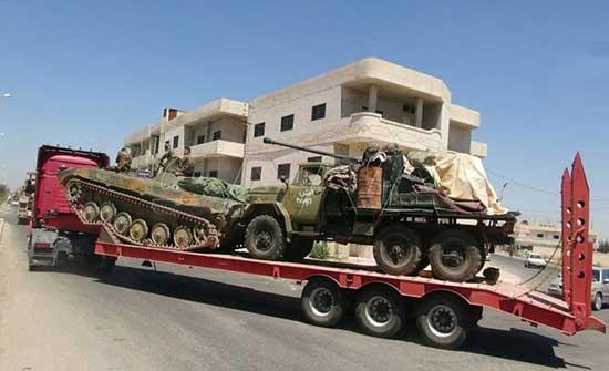 سوريا.. قتلى في قصف متجدد لقوات النظام على درعا