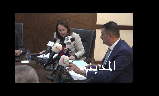 بالفيديو والصور : التسجيل الكامل لاجتماع لجنة الاقتصاد والاستثمار النيابية مع الوزيرة مها العلي بخصوص الاسعار