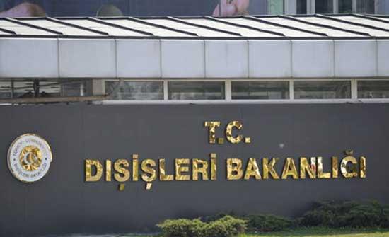 تركيا تعلن عدم اعترافها بانتخابات مجلس الدوما الروسي في القرم