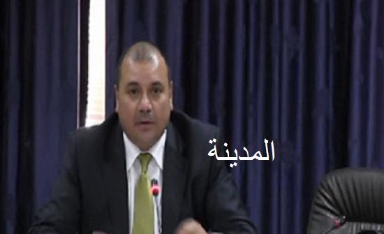 رئيس مجلس النواب ينعى النائب الأسبق الحمايدة