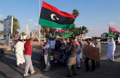 روسيا ومصر تؤكدان ضرورة وقف اطلاق النار في ليبيا