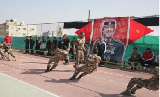 رياضة القوات المسلحة والامن والدرك شريك فعال في انجازات المنتخبات الوطنية والأندية