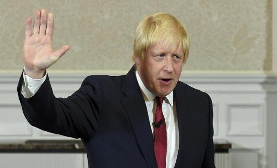 جونسون يعلق عمل البرلمان البريطاني