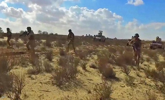 """شمال سيناء.. قوات مصرية """"تصطاد"""" قتلة نبيل حبشي"""