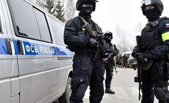 روسيا: ضبط خلية مؤيدة لداعش خططت لاغتيال مسؤولين أمنيين