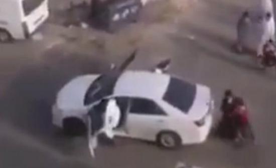 فيديو :  كشف حقيقة اختطاف طالب بمدرسة في جدة