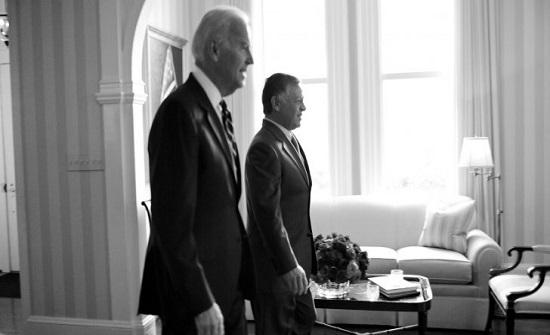 الملك يبدأ زيارة عمل إلى واشنطن الإثنين