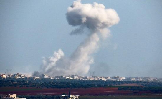 وفد روسي بأنقرة لبحث الملف السوري.. وقصف مكثف بإدلب