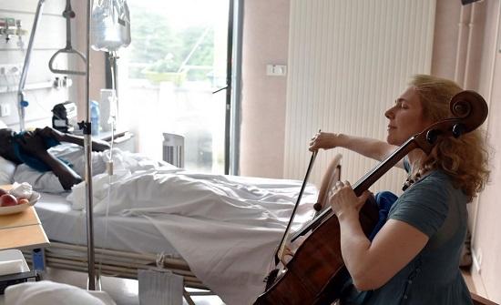 تخريج الفوج الأول لطلبة الدبلوم التدريبي للعلاج بالموسيقى