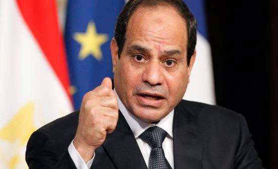 مصر: السيسي يفتتح اكبر حقل للغاز الطبيعي في البحر المتوسط