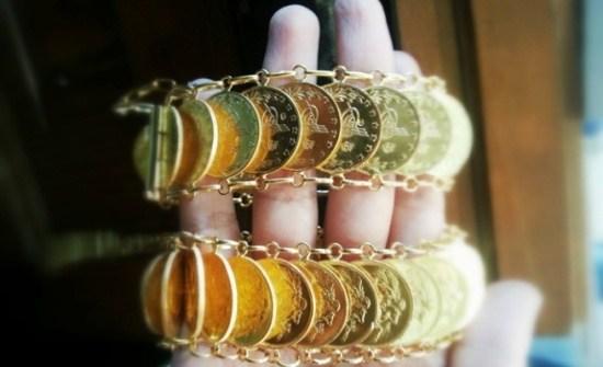 انخفاض أسعار الذهب محلياً
