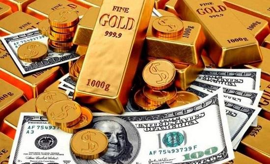 الذهب فوق 1700 دولار للأونصة