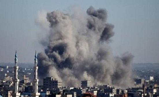 منظمة حقوقية تستنكر استمرار وتصاعد الجرائم الاسرائيلية في غزة
